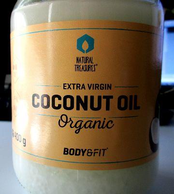 Review: Bio Kokosöl von Bodyandfit im Test