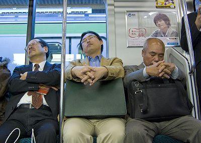 Power Nap: Was passiert im Körper, während man schläft?