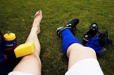 Knieprobleme & Knieschmerzen: Kryotherapie als Lösung=