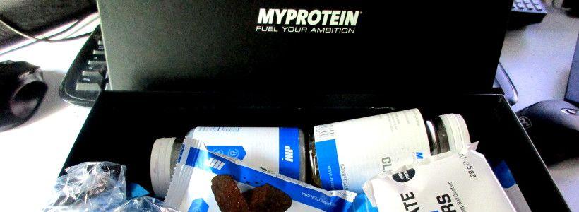 Gewinnspiel! Preis: 1x Myprotein Überraschungsbox + 1x Dose BBGenics Whey Protein