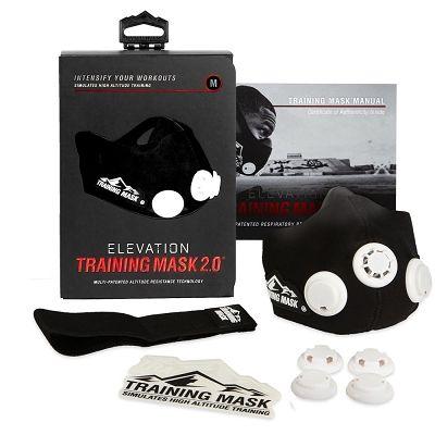 Simuliertes Höhentraining: Welchen Nutzen bringt eine Elevation Training Mask?