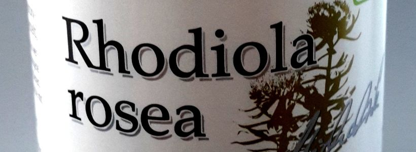 Aus unserem Sortiment: Rosenwurz Extrakt (Rhodiola Rosea)