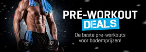 Pre-Workout Deals bei Bodyenfitshop. Spare auf Unstoppable & Co.