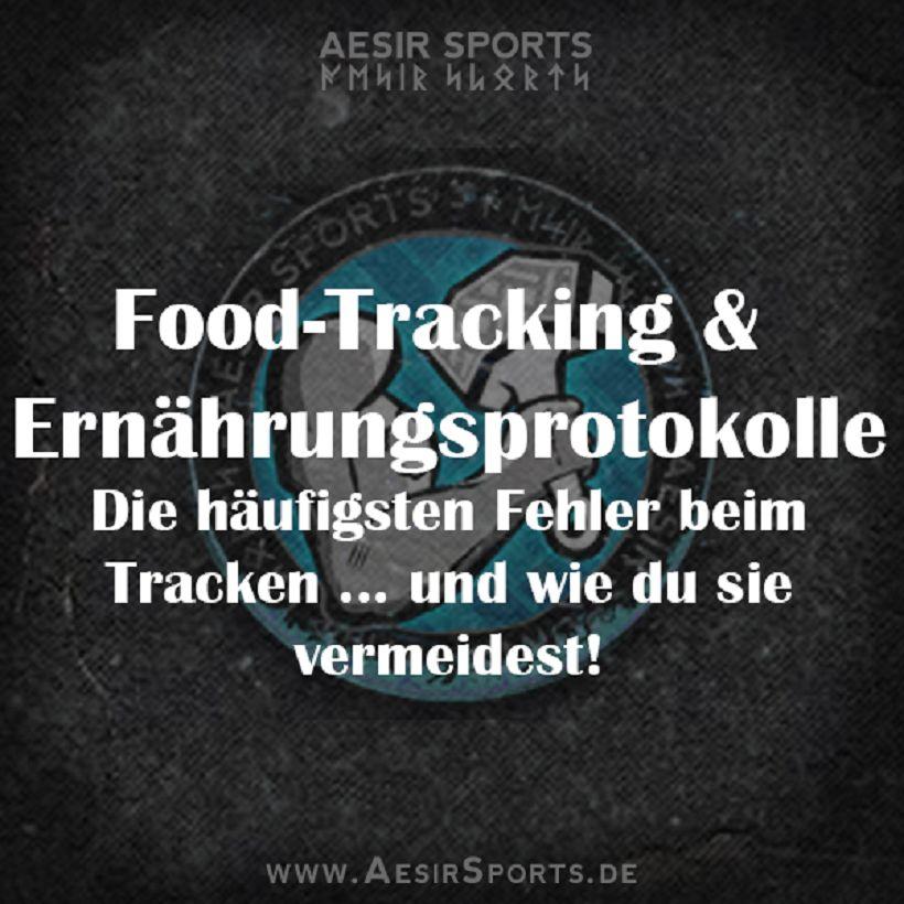 Foodtracking & Ernährungsprotokolle: Die 6 häufigsten Fehler