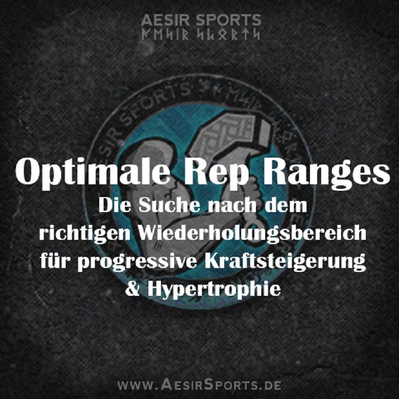Jede Wiederholung zählt - Rep Ranges und ihre Rolle in der Trainingsplanung