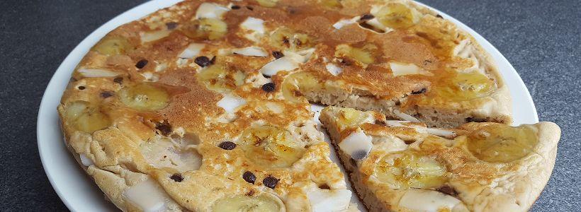 Protein Bounty Pfannkuchen | Muskelaufbau Rezept