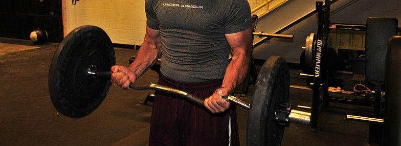 Erhöhe deine Trainingskapazität für kontinuierlichen Muskelaufbau