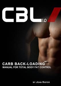 Carb Backloading 1.0 | Athlete.io