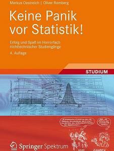 Buchempfehlung: Keine Panik vor Statistik
