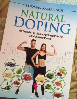 Buchempfehlung: Natural Doping von Zippel & Kampitsch