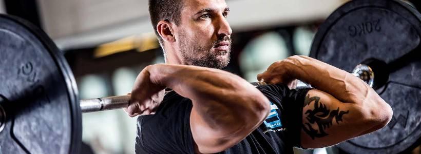 Personal Trainer des Monats: Philipp Rauscher (Logisch Ernähren) | November 2016