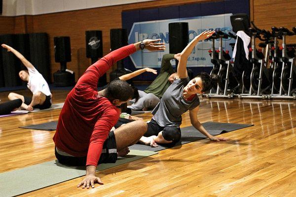 Dehnen & Yoga