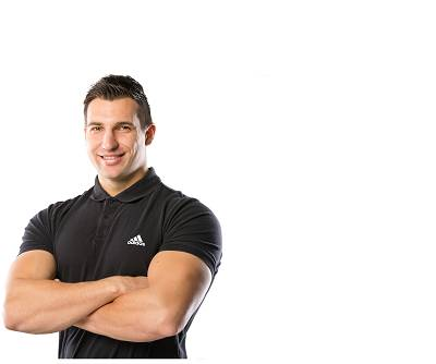 Personal Trainer des Monats: Philipp Rauscher (Logisch Ernähren)   November 2016
