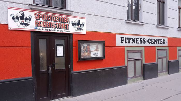 Sportcenter Rabenstreet 1030 Wien: Erster Eindruck