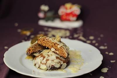 Vegane Honig Lebkuchen | 100 kcal Snack