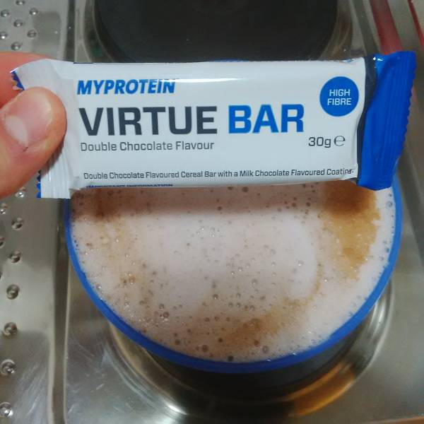 Review: Elle Virtue Bar von Myprotein im Test