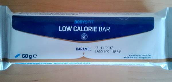 Low Calorie Bar – Inhalt (3/5)