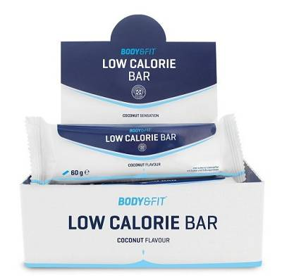 Review: Low Calorie Bar von Body & Fit im Test