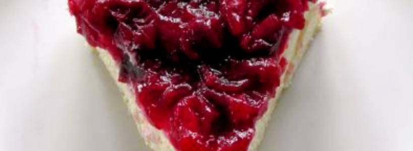 Kalorienarmer Käsekuchen | High Protein Dessert