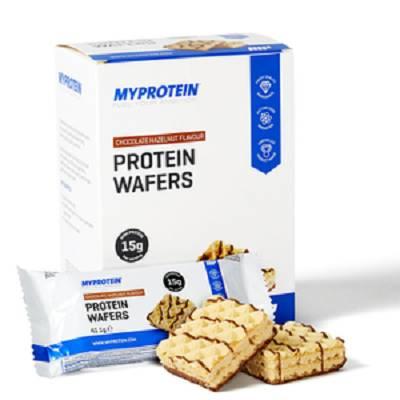Review: Protein Waffeln (Protein Wafers) von Myprotein im Test