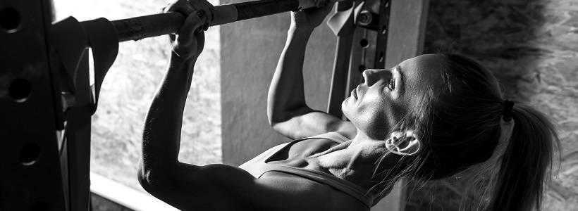 12 Beobachtungen beim Training von Frauen
