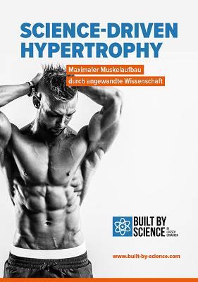 Buch Review: Science Driven Hypertrophy von Philipp Rauscher