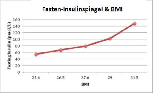 Ist ein erhöhter Insulinspiegel die Ursache für Fettleibigkeit?
