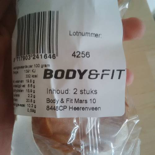 Review: Smart Muffins von Body & Fit im Test