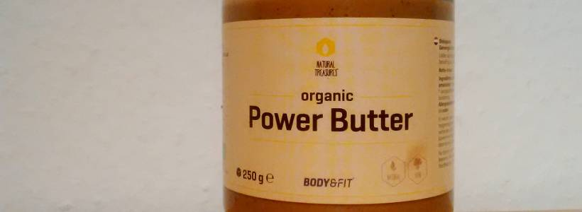 Review: Powerbutter von Body & Fit im Test