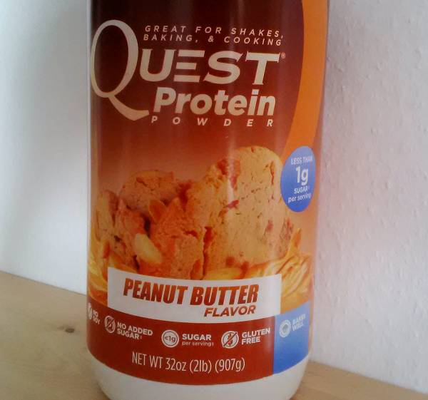 Quest Protein – Aufmachung (4,5/5)