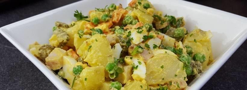 Salato Olivia | Russischer Kartoffelsalat