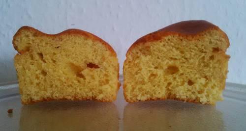 Smart Muffins - Geschmack und Konsistenz