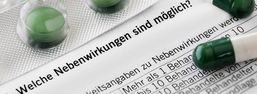5 häufig verschriebene Medikamente, deren Nebenwirkungen du kennen solltest