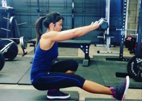 Trainingstipp #10: Pistol Squats mit Gewichten sind einfacher als ohne