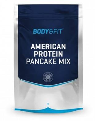 Review: American Protein Pancake Mix von Body & Fit im Test
