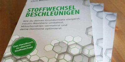 """Edubily Gewinnspiel: Wir verlosen 3x das Werk """"Stoffwechsel beschleunigen"""""""