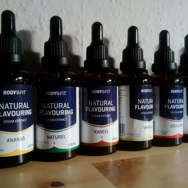 Natural Flavouring – Aufmachung (4,5/5)