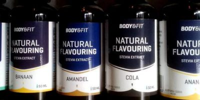 Review: Natural Flavouring von Body & Fit im Test