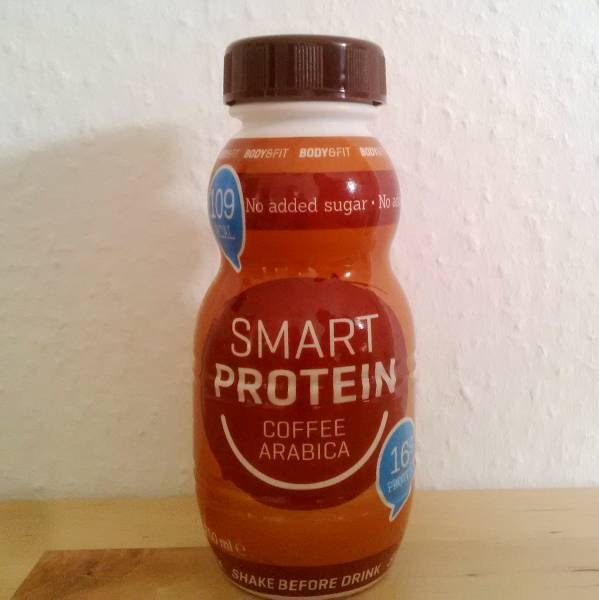 Review: Smart Protein Drink von Body & Fit im Test