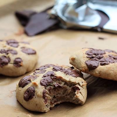 Soft Baked Cookies | Muskelaufbau Snack