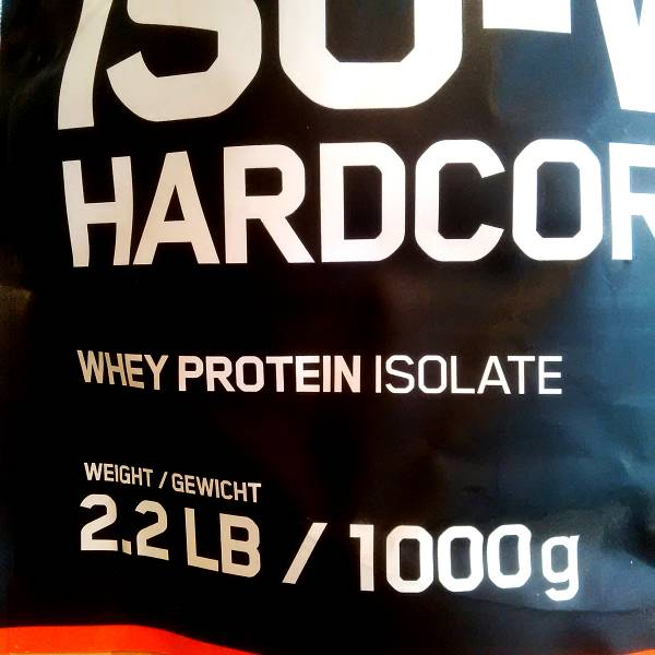 Review: Iso Whey Hardcore von ESN im Test