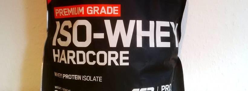 Review: Iso Whey Hardcore von ESN im Test