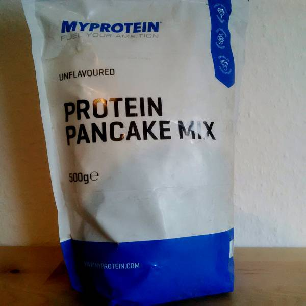 Protein Pancake Mix – Aufmachung (4/5)