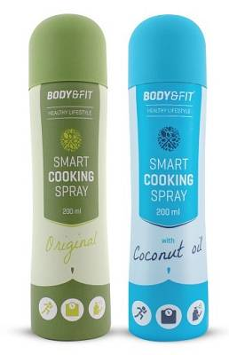 Review: Smart Cooking Spray von Body & Fit im Test