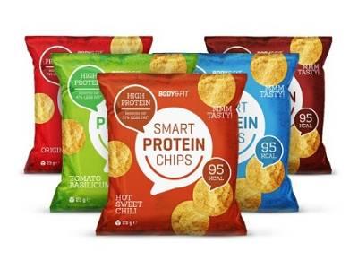 Review: Smart Protein Chips von Body & Fit im Test