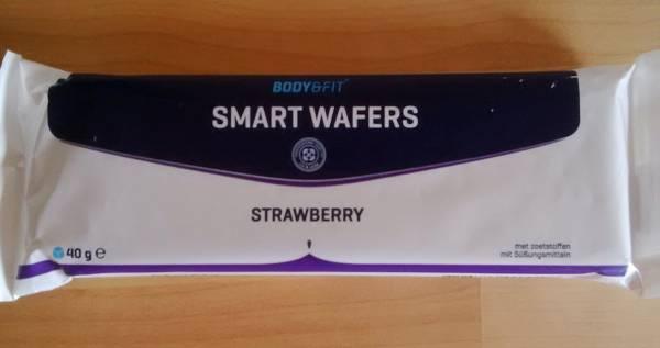 Review: Smart Wafers (Smart Crunchy Wafels) von Body & Fit im Test