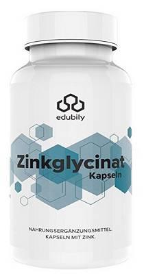 Review: Zinkglycinat von Edubily im Test