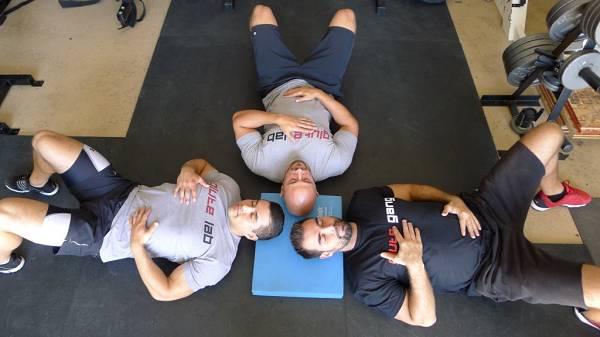 Gesundheitsvorsorge - Übung #5: Diaphragmatische Atmung