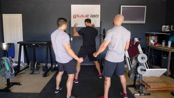 Gesundheitsvorsorge: Übung #2: Gluteus-Aktivierung