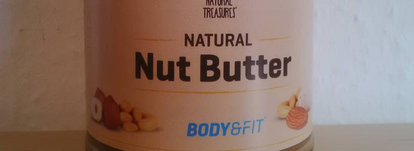 Review: Natural Nut Butter von Body & Fit im Test